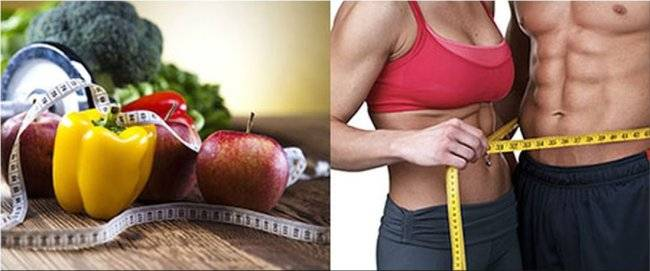 Резко сбросить лишний вес