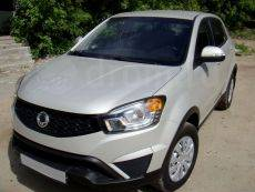 SsangYong Actyon фото 3