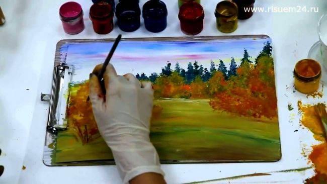 Рисование как хобби для женщин