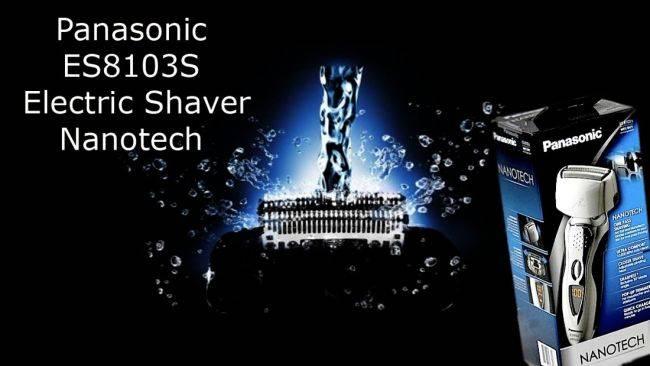 Panasonic ES8103S Arc3