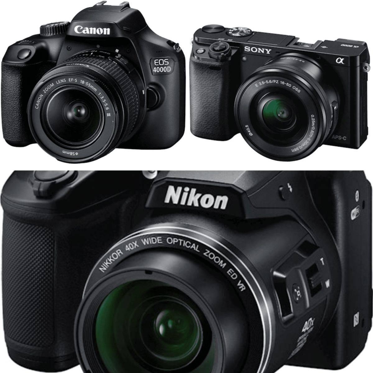 примеру, форма выбор зеркального фотоаппарата для начинающих фотографий