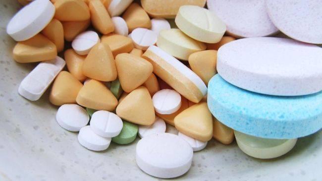 Медицинские препараты для потенции