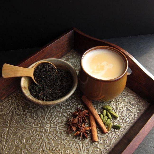 Чай с восточными пряностями