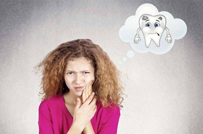 Почему болит зуб причины и последствия