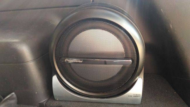Pioneer TS WX210A