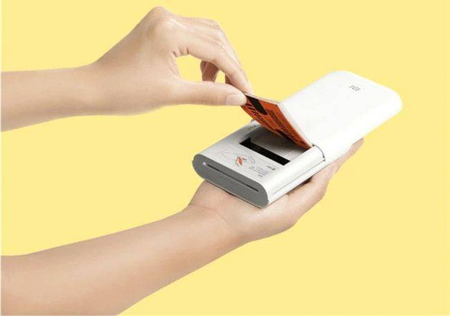 Карманный принтер с Алиэкспресс