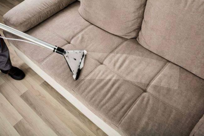 Как очистить мебель в домашних условиях