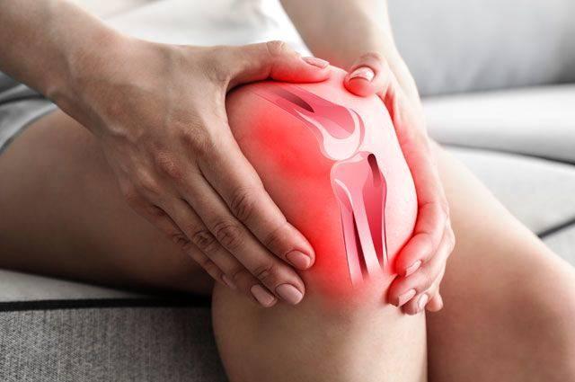 Как лечить боль в коленях в домашних условиях