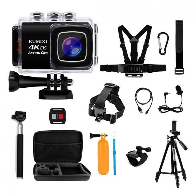 Экшн-камера LeadEdge LE7000