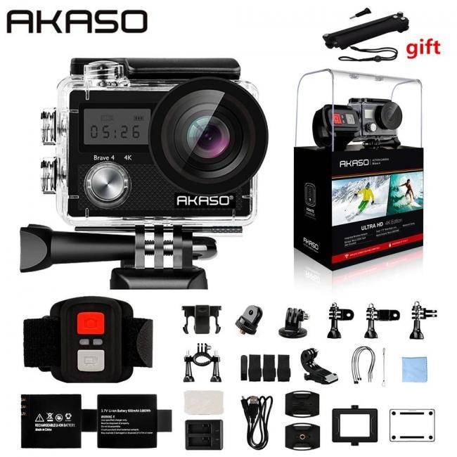 экшн-камера AKASO Brave 4
