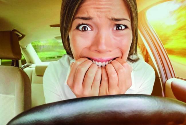 Чем опасен страх управления авто