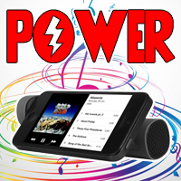 Power bank musik 3 в 1