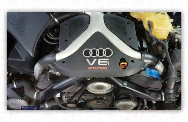 Лучшие бензиновые моторы V6