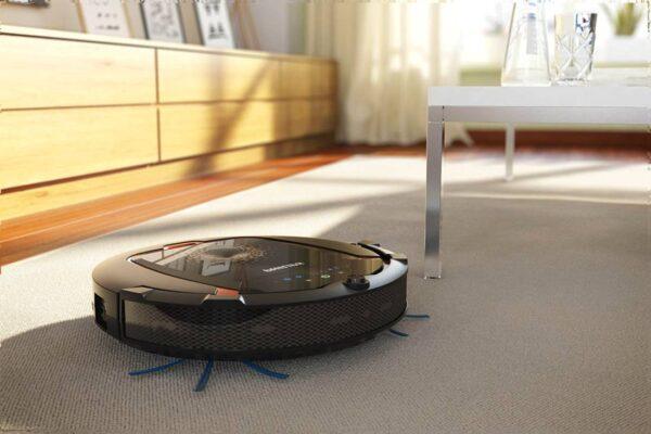 Обзор роботов пылесосов с алиэкспресс